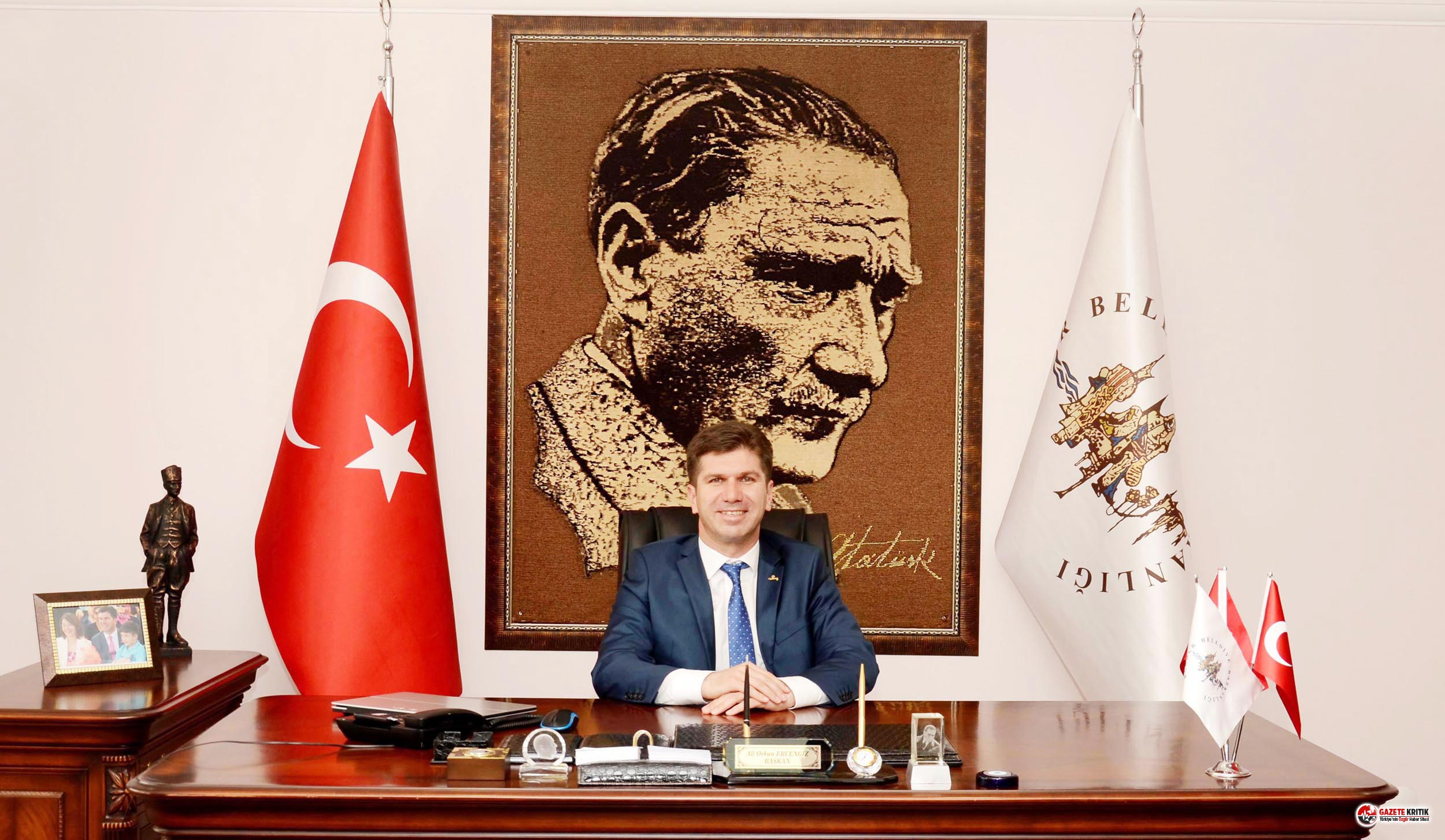 Başkan Ercengiz'den Kurban Bayramı mesajı