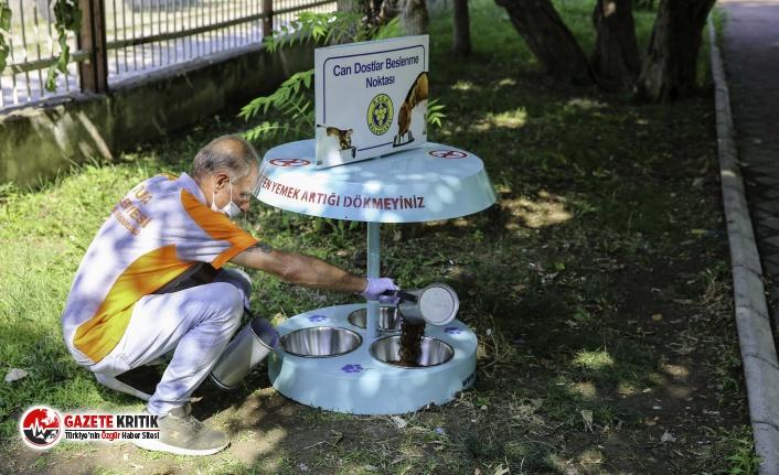 """Buca'da 1 kap su kampanyasına """"otomatik"""" destek"""
