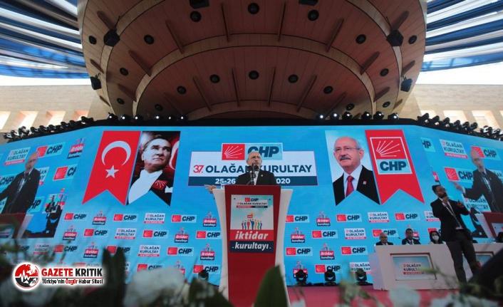 CHP kurultayında genel başkan adayları kesinleşti!