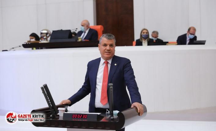 """CHP'li Ayhan Barut: """"Makam uçakları, Mehmetçiklerden esirgenmesin"""""""