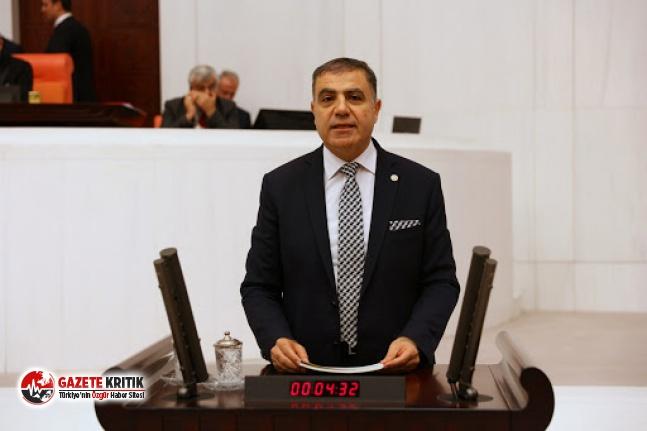 CHP'li Güzelmansur: ''Yanlış ihracat kısıtlaması kararı üreticiyi ve ihracatçıyı zarar uğrattı'