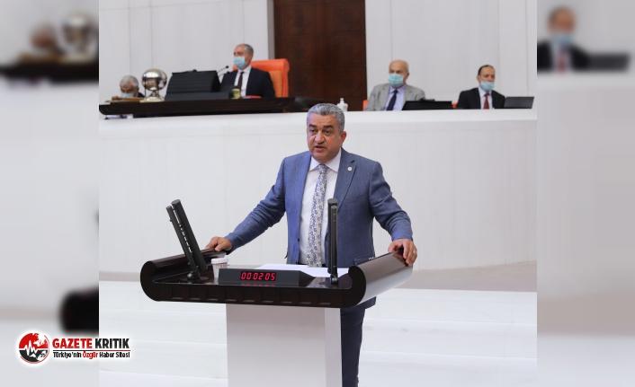 "CHP'li Serter: ""Esnaf destek paketi bekliyor, 16 milyon insanı tefecilere mahkum etmeyin"""