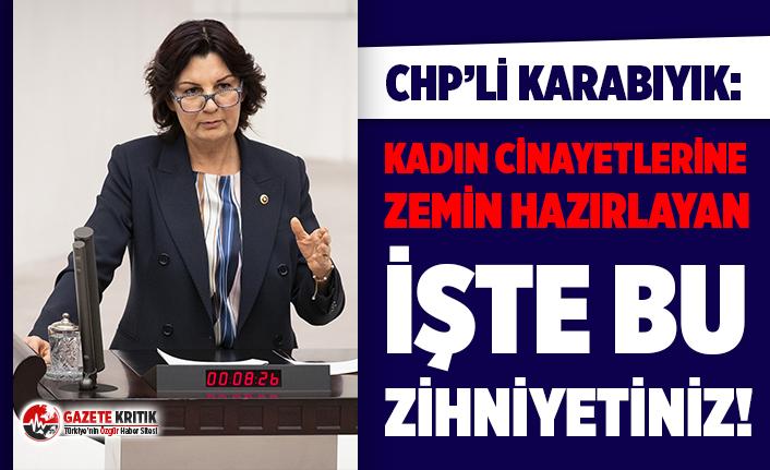 CHP'den İstanbul Sözleşmesi tepkisi!