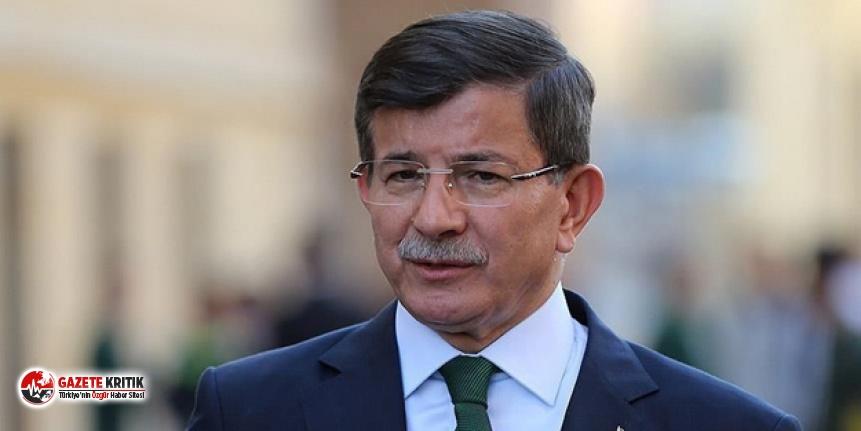 Davutoğlu: Baskının, kötü yönetimin ve adaletsizliğin sorumlusu bizatihi Erdoğan'dır