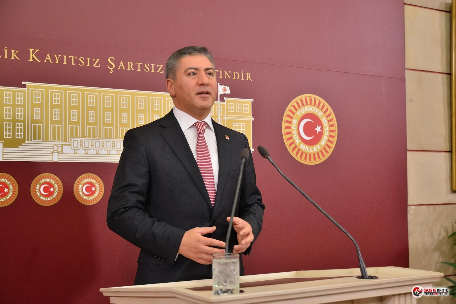 """CHP'li Emir'den """"Ankara alarm veriyor"""" iddiası!"""