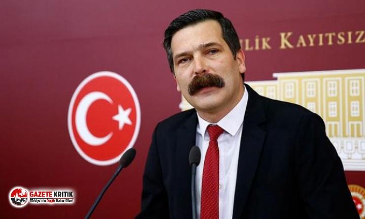 Erkan Baş Meclis Başkanlığı'na adaylığını açıkladı