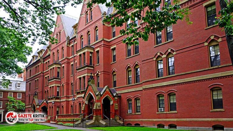 Harvard'da gelecek yıl tüm dersler internet üzerinden verilecek