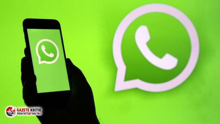 İşte WhatsApp'ın yeni özelliği!