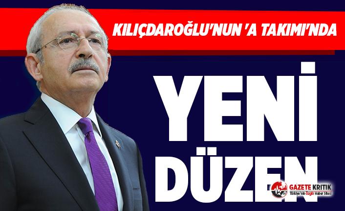 Kılıçdaroğlu'nun 'A Takımı'nda yeni düzen: Koltuk sayısı azalacak, sorumluluk alanları yeniden düzenlenecek