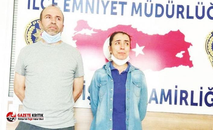 Kırmızı bültenle aranan FETÖ'cü karı-koca hâkim Ankara'da yakalandı