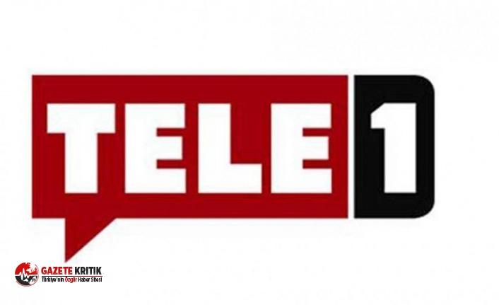Mahkeme TELE 1'e verilen cezayı durdurdu