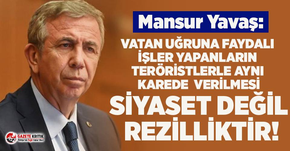 Mansur Yavaş'tan AKP'li Gönenç'in paylaştığı skandal fotoğrafa tepki