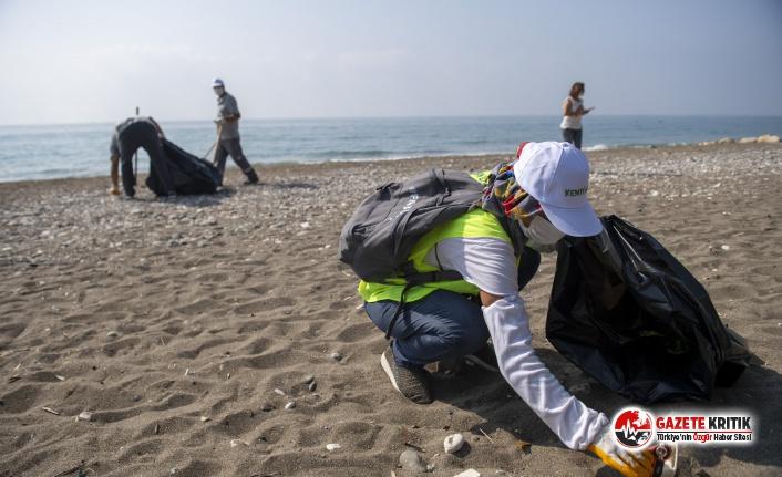 Mersin Büyükşehir ile Mezitli Belediyesi Tece Sahili İçin El Ele Verdi