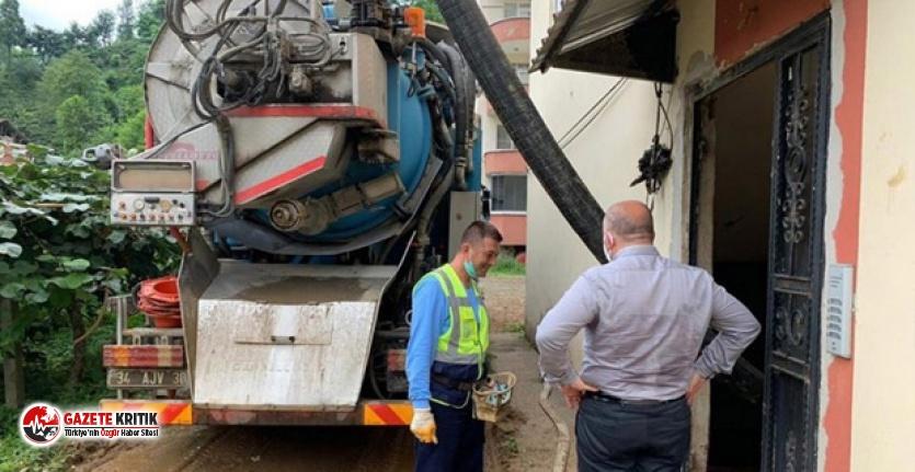 MHP'li Çayeli Belediyesi'nin imdadına İmamoğlu yetişti