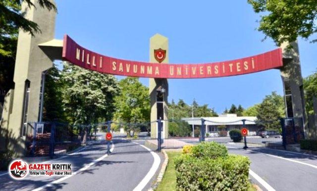 MSB'den açıklama! Milli Savunma Üniversitesi ön başvuru sonuçları açıklandı