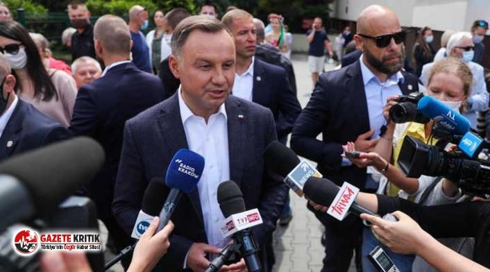 Polonya'da cumhurbaşkanlığı seçimini muhafazakârların adayı kazandı