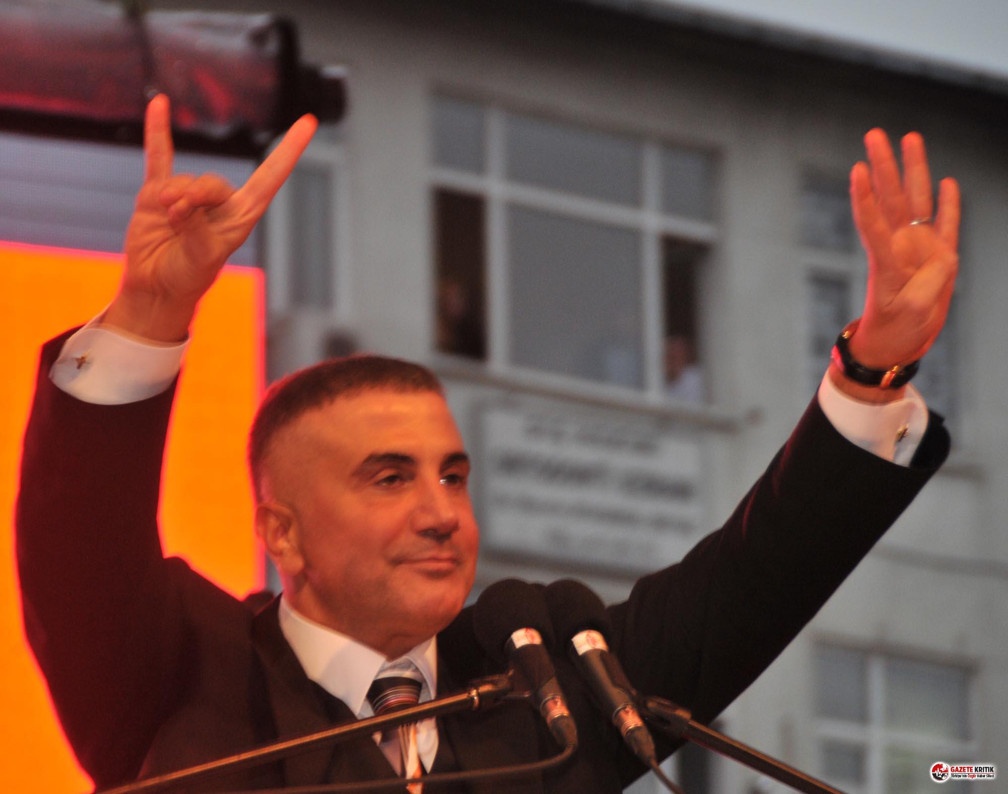 Sedat Peker aleyhine yapılan paylaşıma 'terör propagandası' davası