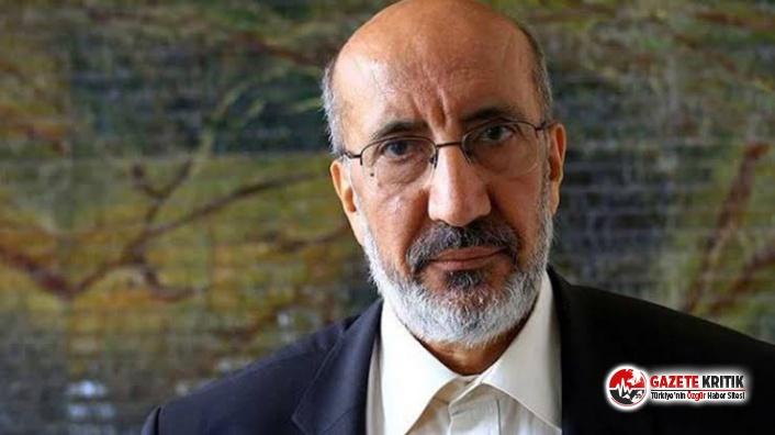 Abdurrahman Dilipak hakkında suç duyurusu: Asıl fahişe sensin