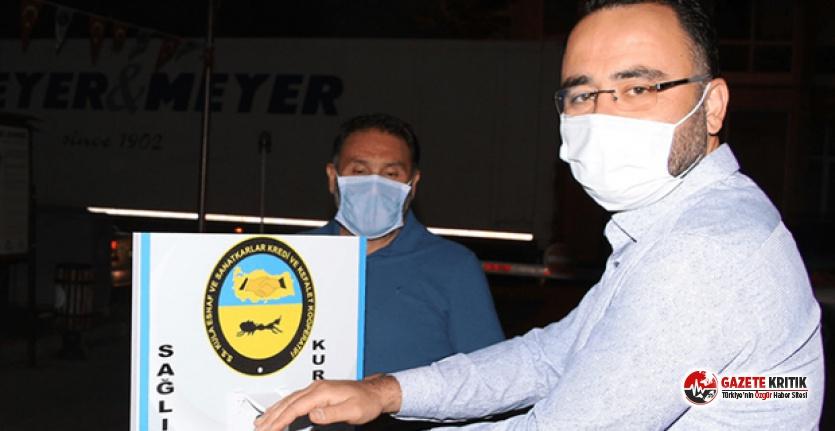 AKP'li ilçe başkanı koronavirüse yakalandı