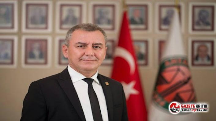 Antalya Baro Başkanı Polat Balkan kalp krizi geçirdi