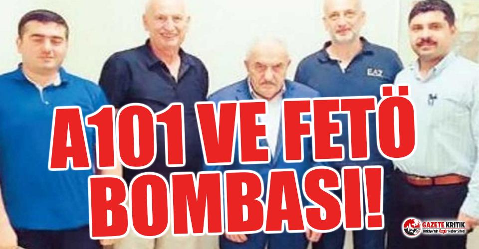 Barış Terkoğlu A101'in sahiplerinin FETÖ'den nasıl yırttığını açıkladı!