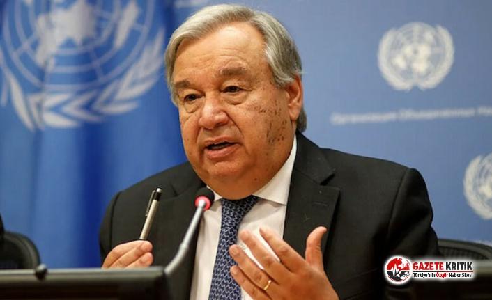Birleşmiş Milletler Genel Sekreteri'nden Kovid-19 nedeniyle okulların kapatılmasına ilişkin uyarı!
