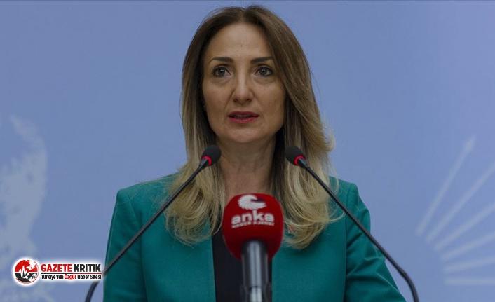 CHP Kadın Kolları Genel Başkanı Aylin Nazlıaka hakkında suç duyurusu