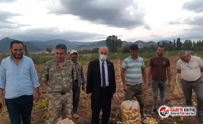 CHP'li Ali Keven Bayramı İlçelerde ve Köylerde Geçiriyor