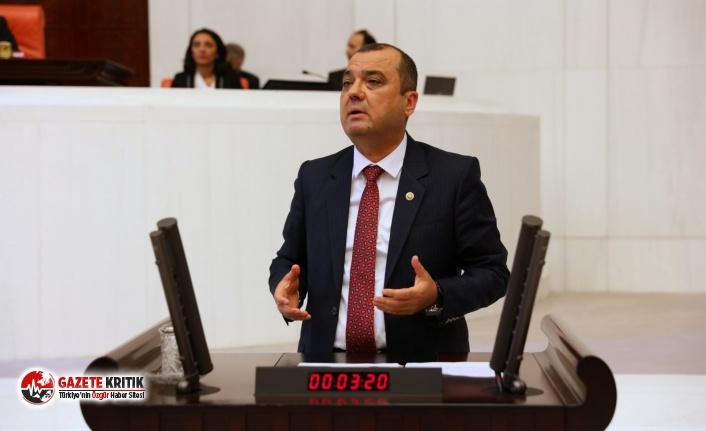 """CHP'li Aygun: """"Stadyum ve Buz Pisti'nin akıbeti bilmeceye dönüştü!"""""""