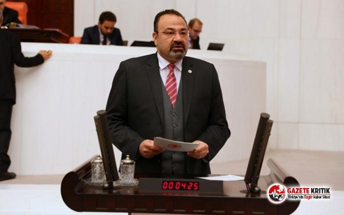 CHP'li Yılmazkaya: TBMM'de 3066 kanun teklifinin sadece 104'ü kanunlaştı