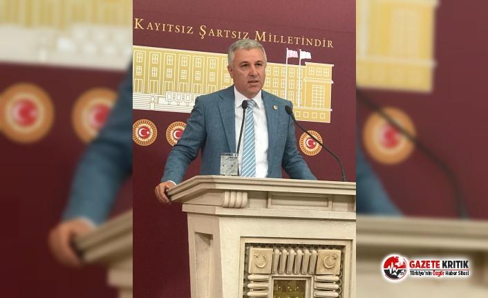 CHP MİLLETVEKİLİ ARIK'TAN BELEDİYE'NİN ZARARA UĞRATILMASINA TEPKİ!