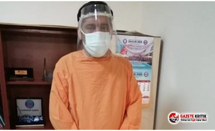 Covid-19'u yenerek görevine dönen sağlık çalışanı darbedildi