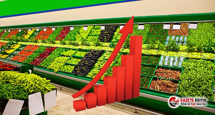 Enflasyon yıllık bazda yüzde 11.76 oldu!