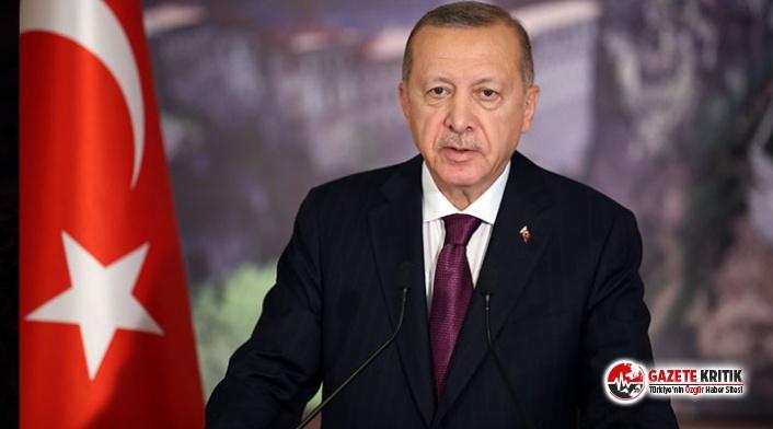 Erdoğan'dan 'büyük kongre' mesajı: Yeni bir şahlanış, yeni bir diriliş, yeni bir yükseliş miladı