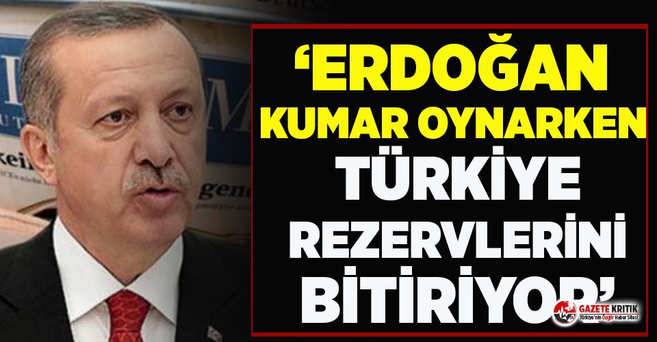 Financial Times'tan Türkiye yorumu!