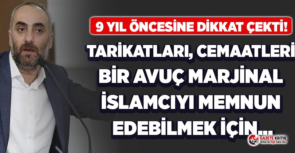 İsmail Saymaz, AKP'nin planını açıkladı!