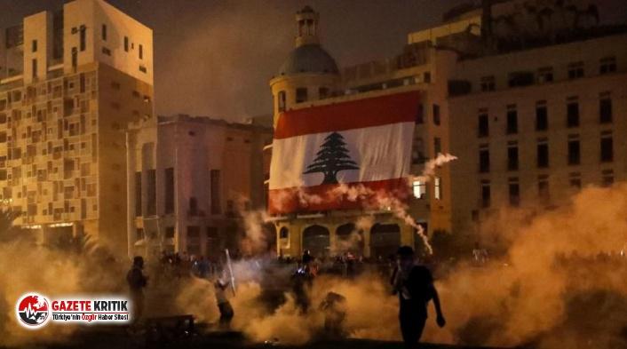 Lübnan'da bir bakan daha istifa etti!
