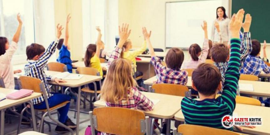 Okulun açıldığı ilk gün korona patladı: Aileler panikte