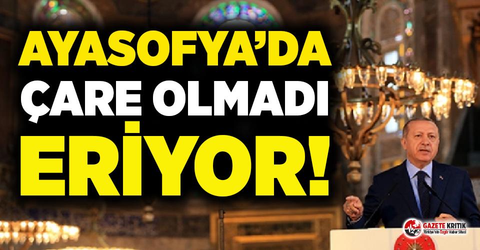 Son ankette Erdoğan'a büyük şok!