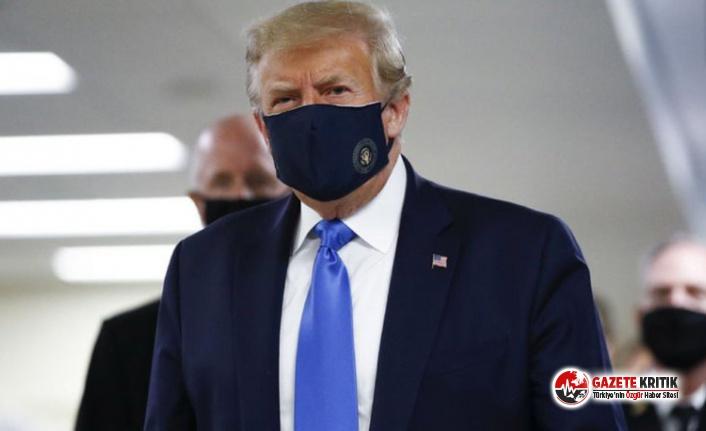 Trump dünyanın birçok noktasında salgının tekrar hız kazandığına dikkat çekti!