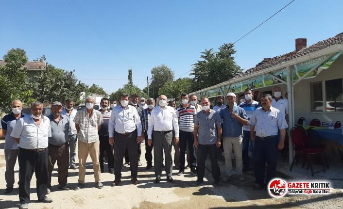 """Utku Çakırözer: """"Ankara'daki beyler Eskişehir çiftçisinin feryadını artık duymalı"""""""