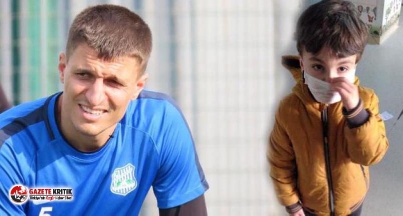 5 yaşındaki oğlunu boğarak öldürdüğü iddiasıyla tutuklanan eski futbolcu hakkında ağırlaştırılmış müebbet hapis cezası istemi