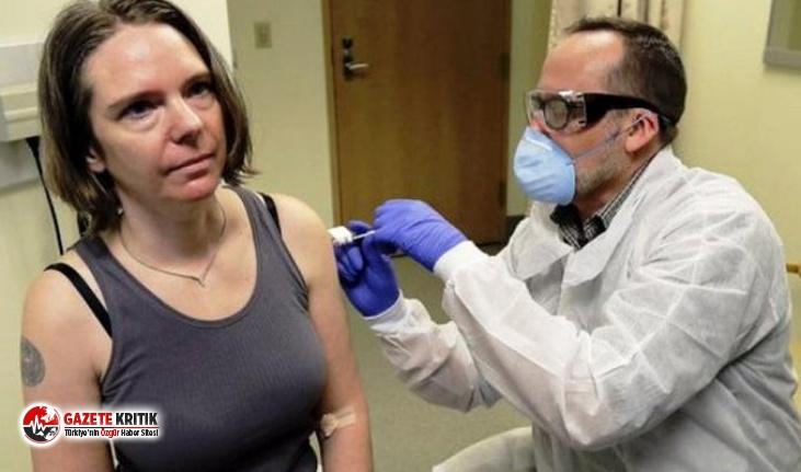 ABD'li yetkililerden aşı açıklaması: Yan etkileri bizi çok endişelendiriyor