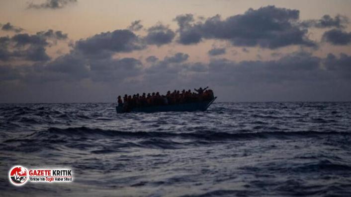 Akdeniz'de facia! 24 kişi hayatını kaybetti