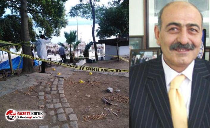 AKP'li eski belediye başkanı Yılmazer, tartıştığı kişiyi silahla vurdu