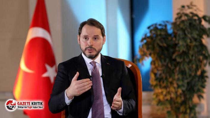 Albayrak: Pandemiden 'en az etkilenecek' 3. ülke Türkiye