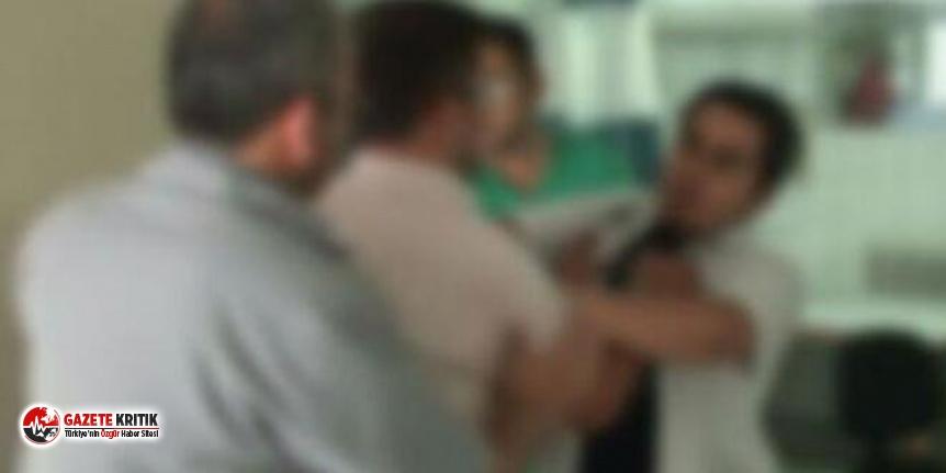Annesine aşı yaptıramayınca hemşireyi darbedip hasta yakınını bıçaklayan şahıs serbest!