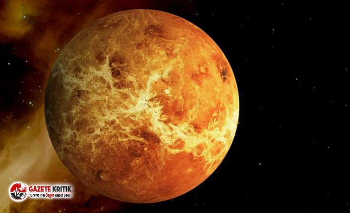 Bilim insanları açıkladı! Venüs'te yaşam belirtilerine rastlandı
