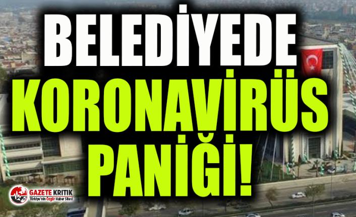 Bursa Büyükşehir Belediyesi'nde 24 personelin testi pozitif çıktı!