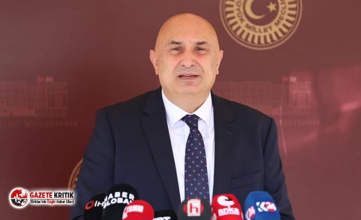 """CHP'Lİ ENGİN ÖZKOÇ: """"ESNAFIMIZIN YARALARI SARILMALI"""""""